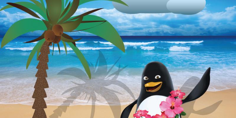 En gång på Hawaii