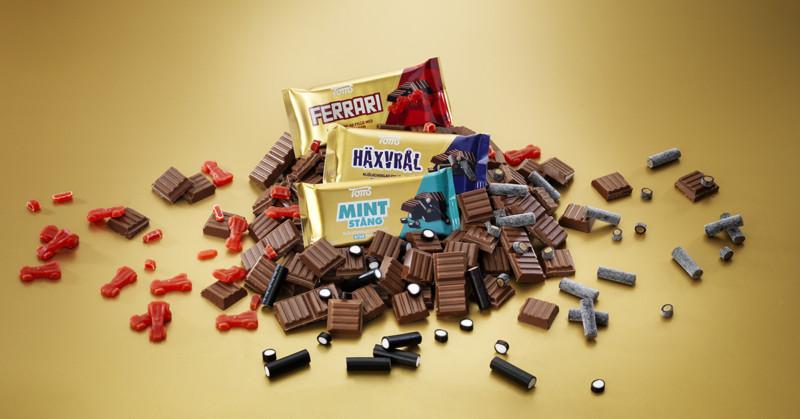NYHET! Choklad för godissugna!